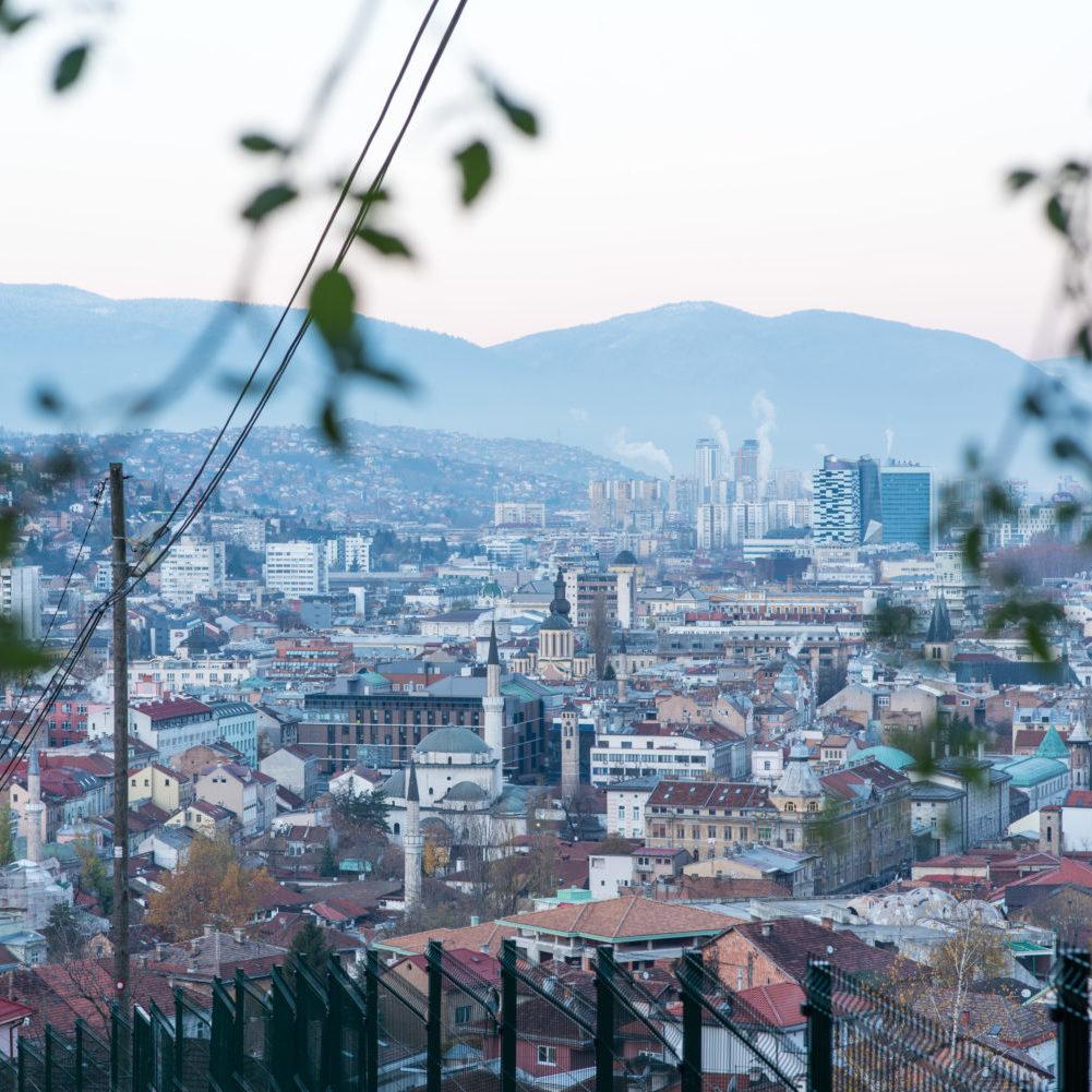 Weiter durch den Balkan