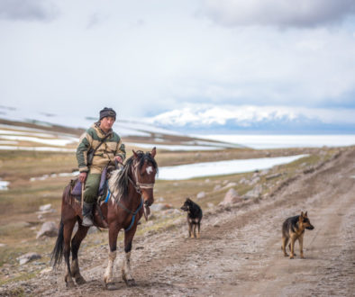 Kirgistan – Bei den letzten Cowboys